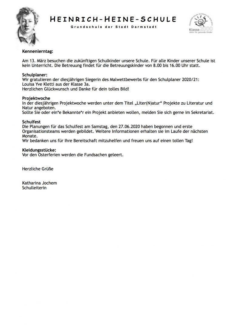 Elternbrief Nr1